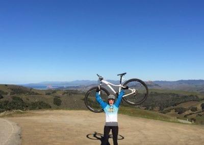 Sam Pruitt - Cyclist